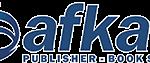 Logo AfkariBook with line kecil